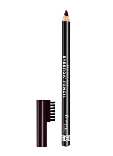 Rimmel London Professional  Eyebrow Pencil Black Brown-Rimmel London